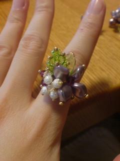 指輪なんです〜